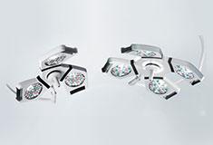 Trilux Aurinio LED-OP-Leuchte L120 und L160